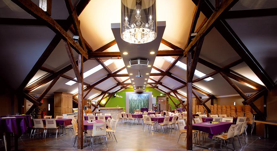 Super Salle de fête «Scheier» - A Guddesch Restaurant & Event Location KI42