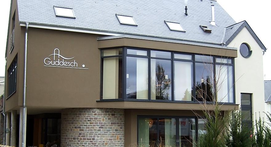 Concept restaurant hotel events a guddesch luxembourg for Atelier de cuisine luxembourg
