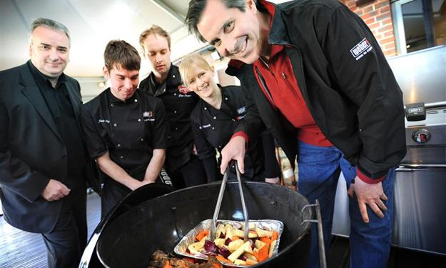 Weber Grill Academy - Unsere Events