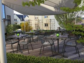 hotel restaurant luxembourg