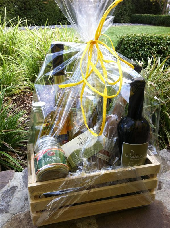 Discover our gift baskets - Restaurants