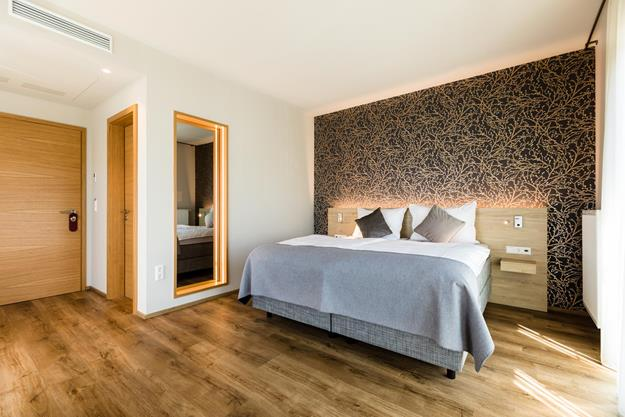 Modern, comfortable rooms - Hotel Martha